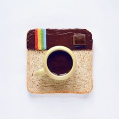 creative food design ideas and food decoration Healthy Eating For Kids, Healthy Foods To Eat, Food Porn, Creative Food Art, Creative Shot, V Instagram, Coffee Instagram, Instagram Party, Tasty