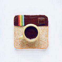 Qué bueno, jaja -> Food Photography | by Daryna Kossar | via Fubiz™
