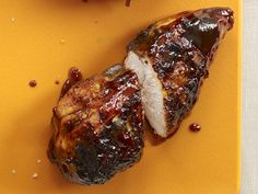 Tangy Barbecue Chicken Recipe : Food Network Kitchen : Food Network - FoodNetwork.com