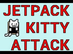 Jetpack Kitty Attack - Android Game Play Footage