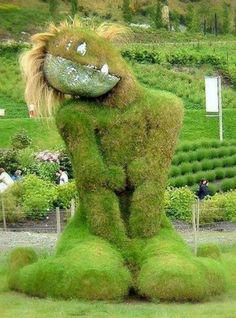 Eve by Susan en Pete Hill, Eden Project, Cornwall
