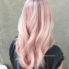 #Hairbestie @che.r.mariano   Cotton Candy Pink using @guy_tang #Mydentity Demi color in DL, RG and Pink Glow Dual@Booster  #Hairbestieforlife #HB4L #EvolveTogether