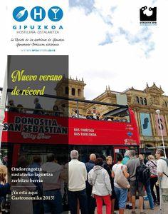 Revista trimestral de AEHG - GEO. Otoño 2015