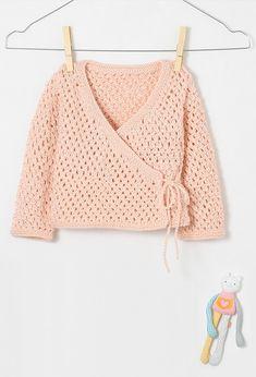 Children and Young Pull Crochet, Diy Crochet, Crochet Baby, Crochet Top, Baby Cache, Baby Knitting, Sewing, Children, Sweaters