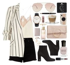Untitled #753 by clary94 on Polyvore featuring polyvore, Zadig & Voltaire, River Island, Yves Saint Laurent, Sole Society, Rebecca Minkoff, Topshop, Daniel Wellington, Sarah & Sebastian, Loren Stewart, Tom Ford, Kate Spade, MAC Cosmetics, Estée Lauder, Deborah Lippmann, Montblanc, fashion, style and clothing