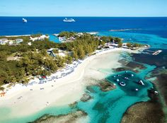 Royal Carribbean Cruise - CocoCay, Bahamas, fabulous trip, went with my twin sister
