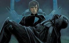 Star Wars: The Force Awakens - Did Luke Skywalker Rebuild The Jedi Order After Return of the Jedi? Star Wars Saga, Star Wars Luke, Anakin Vader, Darth Vader, Images Star Wars, Star Wars Pictures, Star Wars Concept Art, Star Wars Fan Art, Star Wars Drawings