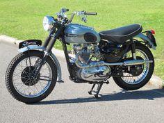 1956 Triumph tr5 my baby
