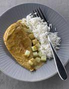 Filets de pintade au curry