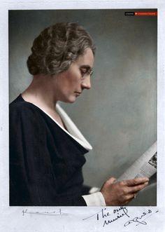 Agnes Macphail, la première femme élue à la Chambre des communes en 1934
