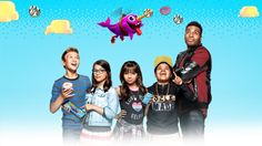Episódios de Game Shakers | Assista Game Shakers Online | Episódios Completos e Clipes | Vídeos Nick