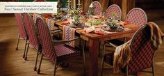 Mackenzie Childs Sunset Outdoor Collection
