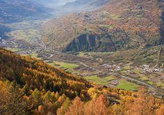 La vallata di Teglio #Valtellina