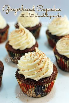 Moist Buttermilk Vanilla Cupcakes recipe with 3 assorted icings ...