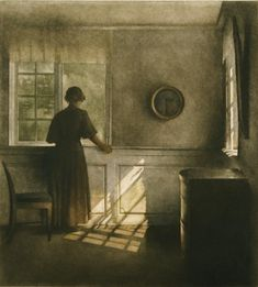 Peter Ilsted: morning sunshine
