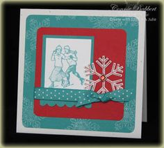 #winter post #stampin up