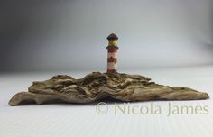 Your place to buy and sell all things handmade Driftwood Crafts, Seashell Crafts, Wooden Crafts, Lighthouse Art, Reclaimed Wood Art, Beach Wood, Drift Wood, Unusual Gifts, House In The Woods