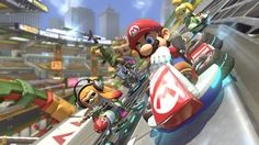 Learn about 'Mario Kart 8 Deluxe' on the Switch is basically perfect http://ift.tt/2oT5EW1 on www.Service.fit - Specialised Service Consultants.