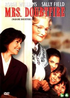 Mrs. Doubtfire. I didn't get half of the jokes in this movie until I was old enough to understand them.