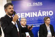 FENAPEF - Presidente da Abrapol participa de palestra sobre integração das polícias e dados criminais