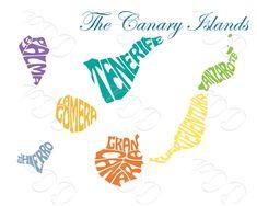 Lettering Design, Logo Design, Diy Scrapbook, Scrapbooking, Invitations, Invite, Canary Islands, Print And Cut, Etsy Handmade