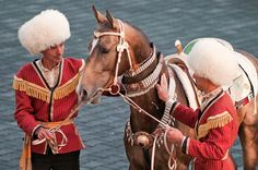 turkmen horse