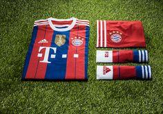 Video: Bayern Münchenin uudet pelipaidat..näyttävät FC Barcelonan pelipaidoilta?  http://puoliaika.com/?p=9233 puoliaika.com
