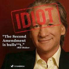Big idiot