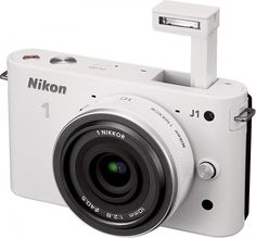 Nikon 1 J1 Nikon J1 is primarily intended for users which are ready for its speed to a certain compromises. They will ignore the weaker battery, adjust