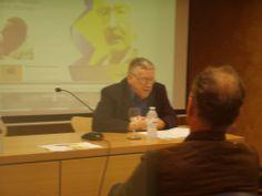 14-3- 2014  Conferencia de Jesús Páez dentro del Ciclo La poesía social de Agustín Millares Sall.