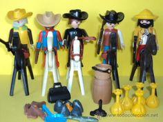 todocoleccion: Playmobil - Western Oeste - Vaqueros