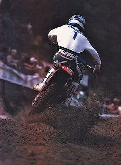 Ricky Johnson | Motocross legends