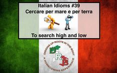 Learn Italian with Italian Idioms  #ItalianLessons  #ItalianIdioms  #DiggingUpRootsInTheBoot