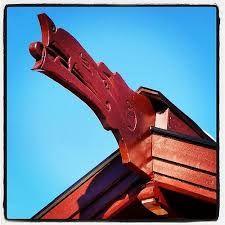 Bilderesultat for dragestil arkitektur