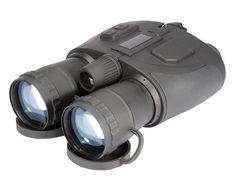 ATN Night Scout VX Night Vision Binocular System 5X Gen. 1+ (NVBNNSCV10)