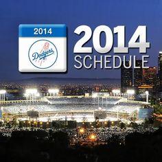 Explore dodgers baseball schedule