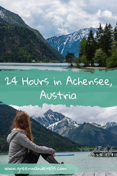 Top Things to do in Achensee, Austria in a Day - Green Wanderess Visit Austria, Austria Travel, Big Swimming Pools, Stuff To Do, Things To Do, Hotels For Kids, Small Waterfall, Slow Travel, Road Trip Hacks
