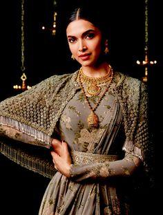 Deepika Padukone for Tanishq Churidar, Anarkali, Lehenga, Kurti, Sabyasachi Sarees, Ethnic Outfits, Indian Outfits, India Fashion, Asian Fashion