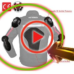 Winter Waterproof Motorcycle Riding JacketRemovable CE Armored HiVis Reflective Thermal Motorbike Jacket for Men 3XL GRAY in Jamaica Estates gv2mitcespr Motorcycle Rain Suit, Motorbike Jackets, Smoothie Machine, Beginner Skateboard, Play Kitchen Accessories, Rain Pants, High Collar, Workout Pants, Jamaica