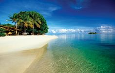 sand between your toes and a clean salty breeze and sun kissed skin. No smog, no schedules, no need for FB status updates to kill time or for entertainment. photo of New Ireland Beach in Papua New Guinea