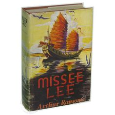 Missee Lee Arthur Ransome, Swallows And Amazons