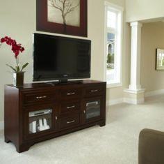 Better Value Furniture - Universal Nottingham TV Console, $660.00 (http://www.bettervaluefurniture.com/universal-nottingham-tv-console/)