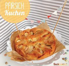 Pfirsichkuchen – BackGAUDI