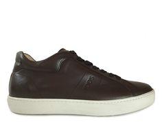 Sneakers Tod's - Sport Hiver en cuir chocolat