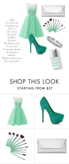"""""""Untitled #15"""" by dzeni226683 ❤ liked on Polyvore featuring Mystic Sea, Dorothy Perkins and Bling Jewelry"""