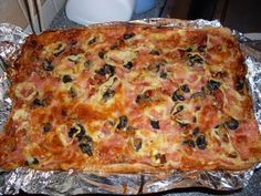 Pizza, Quick Meals, Breakfast, Recipes, Food, Fast Meals, Morning Coffee, Meal, Food Recipes