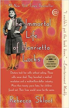 an analysis of the topic of ethical research in the immortal life of henrietta lacks by rebecca sklo The immortal life of henrietta lacks takes an unflinching look at the research ethics author rebecca skloot spent years researching hela and.