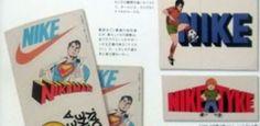 Nike promo stickers