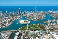 Goald Coast, Austrália   http://www.viewretreats.com/gold-coast-luxury-accommodation