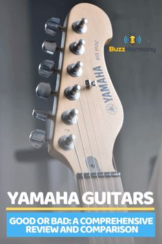 Are you in the market for buying a Yamaha guitar? Well, you won't want to miss this guide on this best Yamaha guitars. Here we have put together a complete review of the best Yamaha guitar models in the market. #YamahaGuitarsDesign #YamahaGuitarsGuide